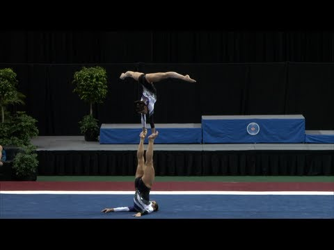 WC Orlando (USA) 2012 -- Poland, Women's Pair