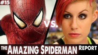 Ep15. The Amazing Spiderman Review