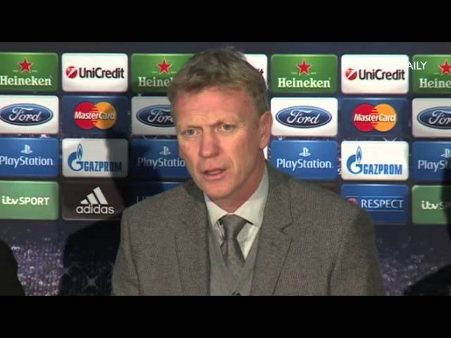 Moyes: 'I take responsibility for poor form'