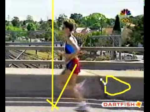 Bad Running Technique Analysis