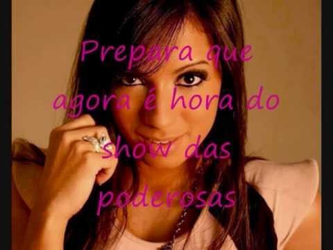Show Das Poderosas - Mc Anitta ♫