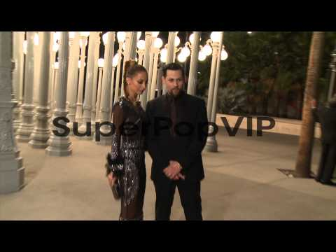 Nicole Richie, Joel Madden at LACMA Hosts 2013 Art plus F...