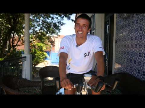 Rio Test Event - Mateo Sanz Lanz