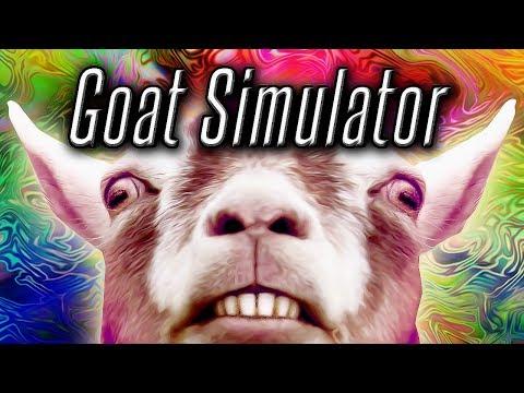 Goat Simulator - GOAT IS BACK!