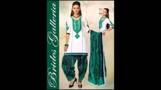 Latest Punjabi Suits Design 2013