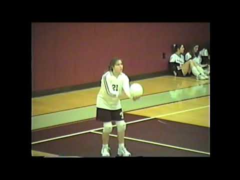 NCCS - Saranac Lake JV Volleyball  2-6-97