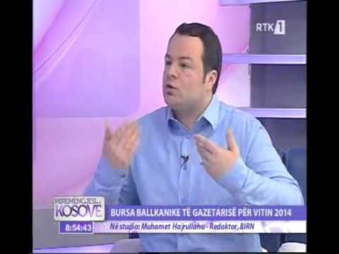 Muhamet Hajrullahu - Bursa Ballkanike 2014