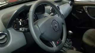 Interior Renault Duster 2014 Video Review Caracteristicas