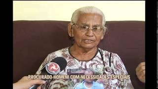 Fam�lia procura por homem com necessidades especiais desaparecido em Betim