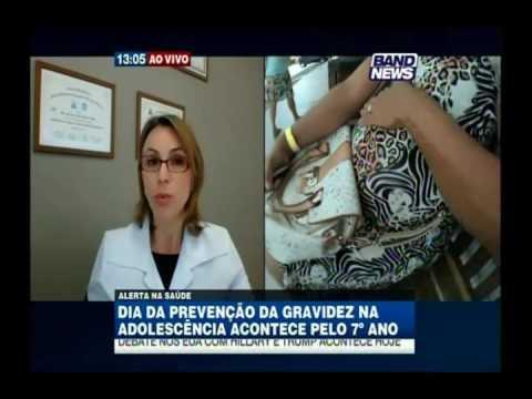 Programa: BandNews 12h - Dia Mundial de Prevenção da Gravidez na Adolescencia