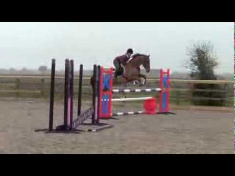 Nixson Jumping at Home