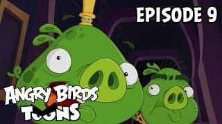 Angry Birds Toons II. - 9 - Prasa z doby kamenne