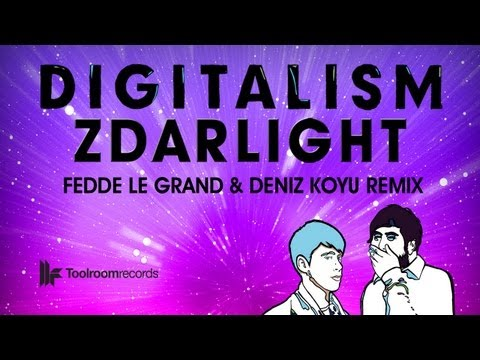 Fedde le Grand & Deniz Koyu Remix - Digitalism - Zdarlight (Official Music Video)