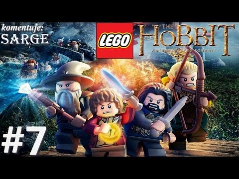 Zagrajmy w LEGO Hobbit [PS4] odc. 7 - Miasto Goblinów (Zagrajmy w LEGO The Hobbit)