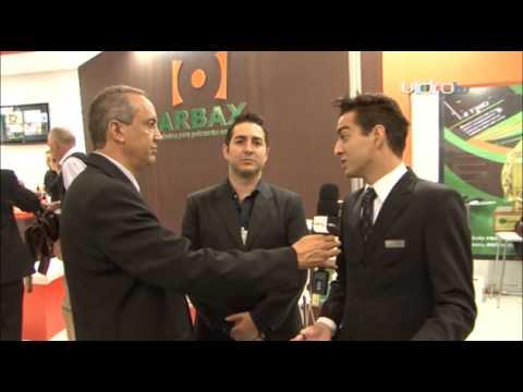 Entrevista ao Portal Vidro TV sobre o Rebolo Verde.