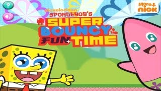 SpongeBob's Super Bouncy Fun Time HD IPad 2 HD