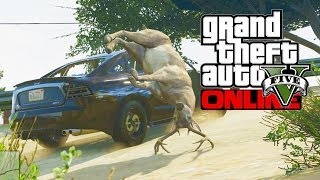 GTA 5 Online Instantly Explode Cars, Best Drive-by