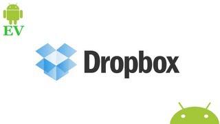 Como Usar Dropbox En Android Android Evolution