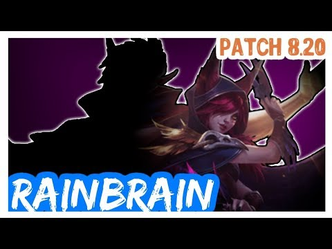 XAYAH + BRAUM vs KAI`SA + THRESH | Rainbrain | Xayah Adc | Full Gameplay | LOL Patch 8.20
