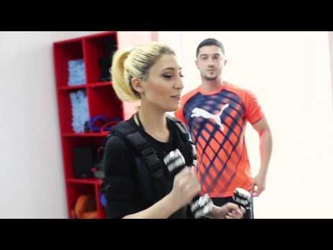"""""""XBODY Azerbaijan"""" fitnes studiyasının qonağı İnara Babayeva"""