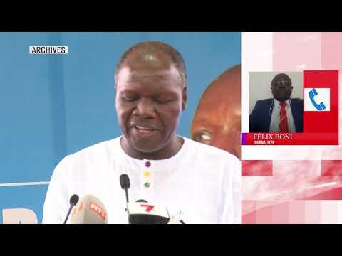 CI : Mabri Toikeuse dénonce une violation de la constitution par Amadou Soumahoro