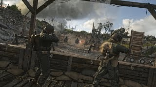 Call of Duty: WWII - Headquarters Reveal Trailer