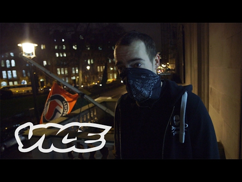 The London Anarchist Group Squatting Mansions to Fight Homelessness