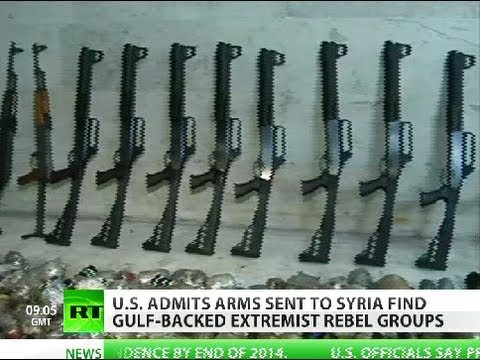 Most of the weapons being smuggled to the Syrian rebels from abroad, are bolstering the strength of Islamic extremists. That\'s according to US officials, who say radical elements are poised to take over Syria, if Assad falls.  RT LIVE http://rt.com/on-air  Subscribe to RT! http://www.youtube.com/subscription_center?add_user=RussiaToday  Like us on Facebook http://www.facebook.com/RTnews Follow us on Twitter http://twitter.com/RT_com Follow us on Google+ http://plus.google.com/+RT  RT (Russia Today) is a global news network broadcasting from Moscow and Washington studios. RT is the first news channel to break the 500 million YouTube views benchmark.