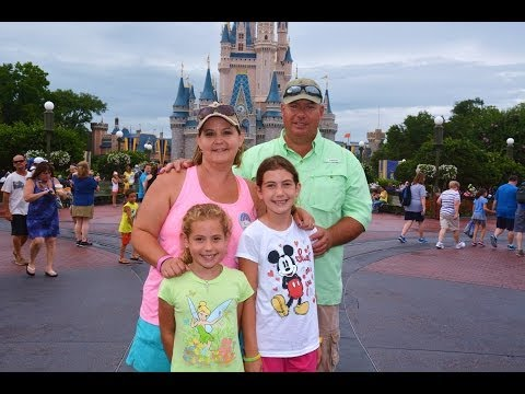 2014 Walt Disney World Vacation - Measels Family