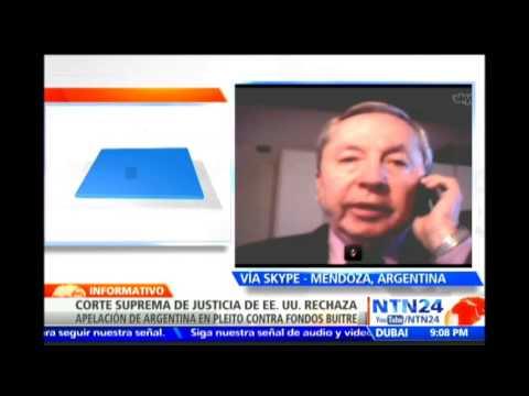 Expdte. del Banco Hipotecario Nacional de Argentina analiza sobre el fallo de
