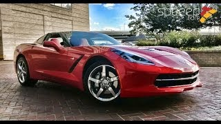 Chevrolet Corvette C7 Stingray 2014  شفرولية كورفيت