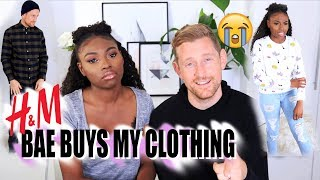 BAE BUYS MY OUTFITS! ARE YOU KIDDING ME?? PART 2...