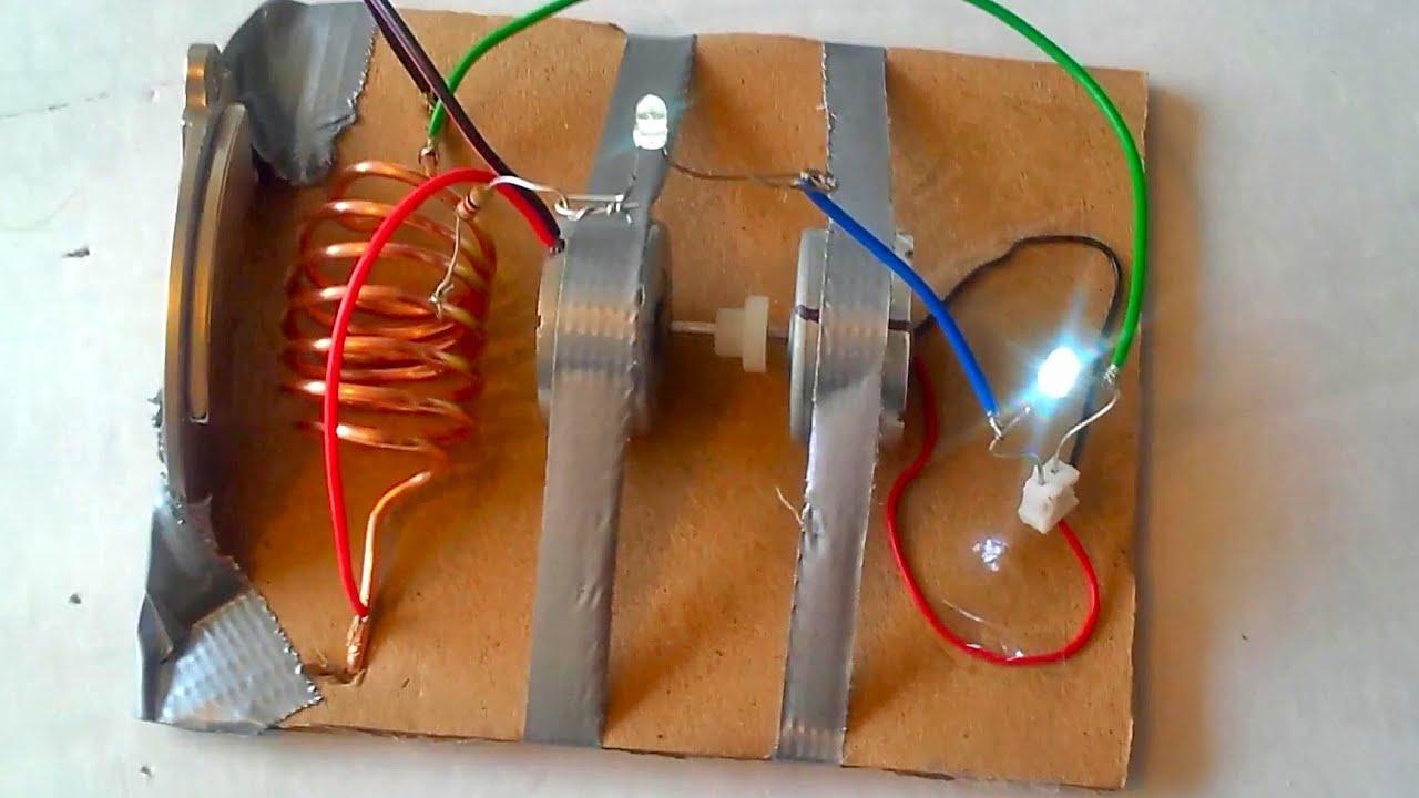 Как сделать электромагнит 33
