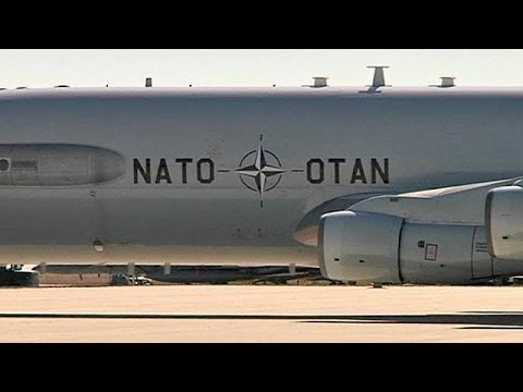 NATO gives a tough response to 'Russian annexation' of Crimea