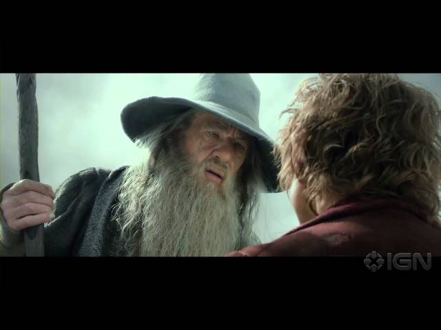 "The Hobbit: The Desolation of Smaug - ""I Found Something In The Goblin Tunnels"" Clip"