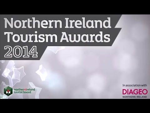 Northern Ireland Tourism Awards 2014