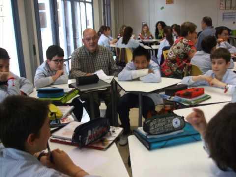Projecte de Sensibilització a les Escoles