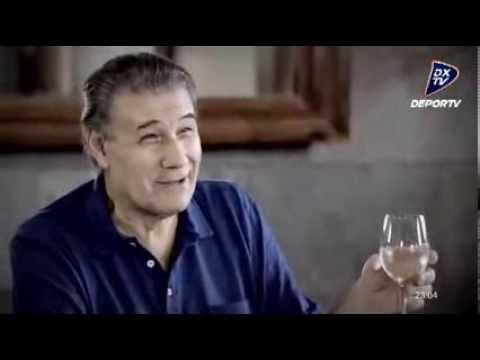 Ídolos por el mundo -  Diego Simeone 19/03/2014 - Parte uno