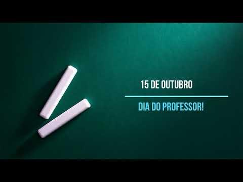 A NOSSA HOMENAGEM AO PROFESSOR