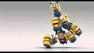 How many Minions does it take to screw on a lightbulb?