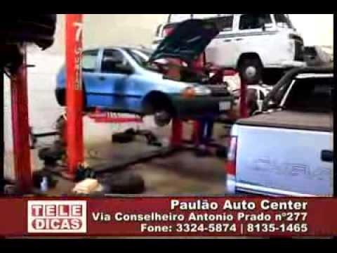 Venha para o Paulão Auto Center r