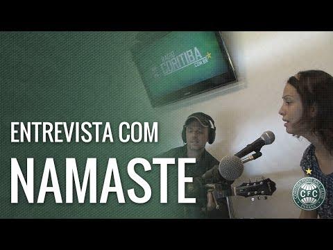 Namastê na Radio Coritiba