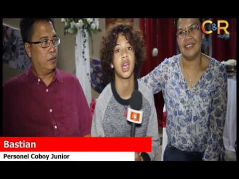 Surprise Ultah Bastian Coboy Junior - YouTube