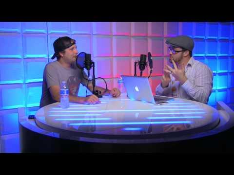 nickhallcomedy Podcast Ep 19 - Brand New Studio Edition