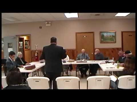 Altona Town Board Meeting 5-13-13