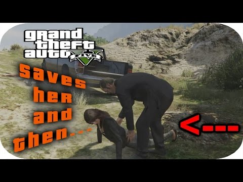 Trevor Gets Naked! GTA 5 ep 24 - Grand theft Auto V