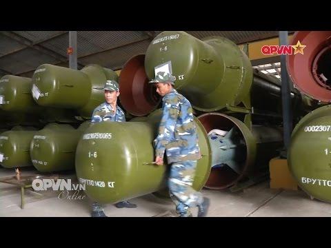 Sức mạnh Quân đội Việt Nam: Hé lộ kho tên lửa khủng của Trung đoàn 275