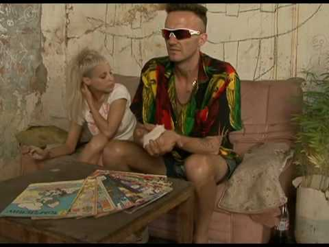 Interview with Die Antwoord - Ninja and Yolandi Visser -  Take No Prisoners