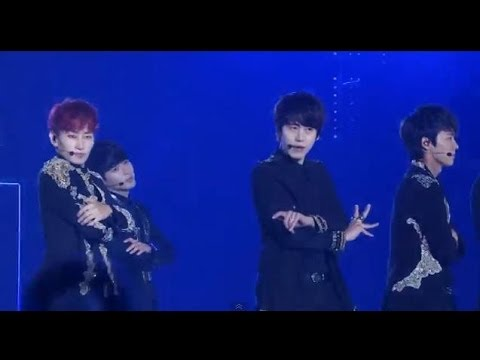 SUPER JUNIOR / 「Mr.Simple」short ver. 「SUPER SHOW 5 in JAPAN」
