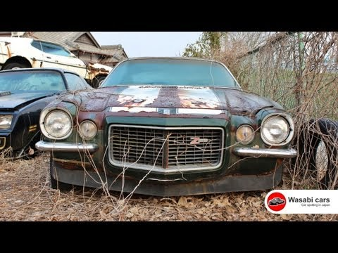 One Year Later: A Split-Bumper, 1970 Chevrolet Camaro Z28